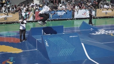 The Splits adidas Skateboarding Japan