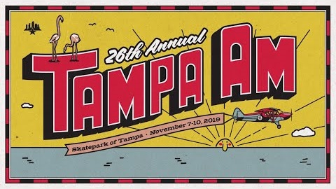 Tampa Am 2019 Kvalifisering+Best Trick Live Video