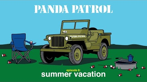 Panda Patrol Episode 8 Summer Vacation