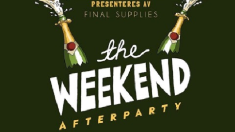 The Weekend 2020 Afterparty