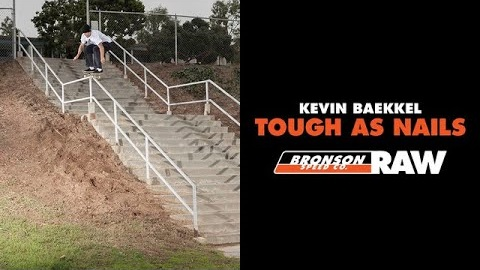 Kevin B�kkel: Tough as Nails