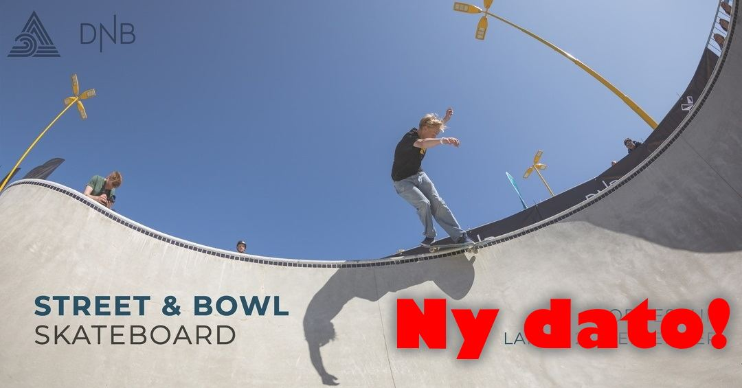Norgescup Skatebord 2020 Larvik Ny Dato!